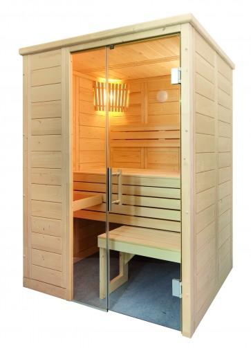 Fínska sauna Vulkán mini, 160x110