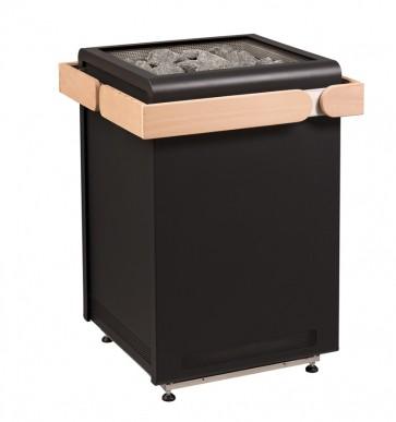 Saunová pec, Concept R black, 9kW