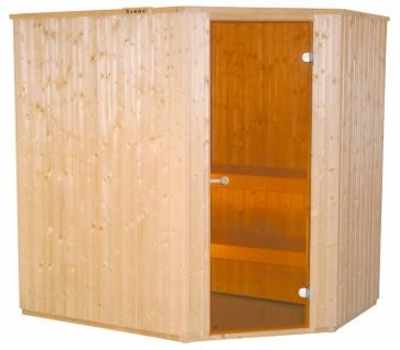 Fínska sauna HARVIA Basic 197x153R