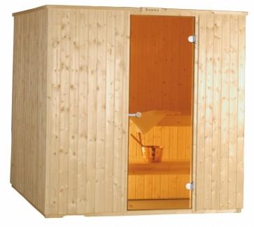 Fínska sauna HARVIA Basic 197x197