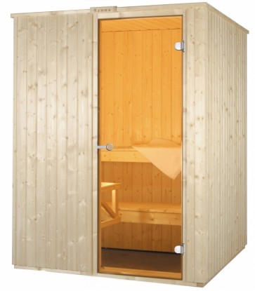 Fínska sauna HARVIA Basic 153x153