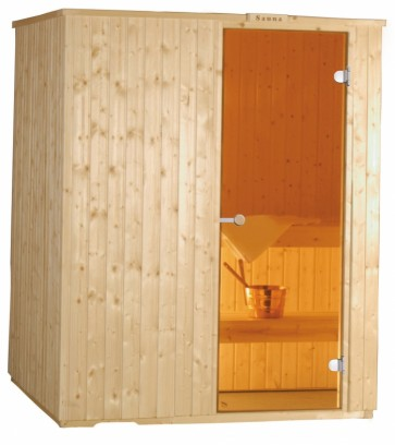 Fínska sauna HARVIA Basic 180x120