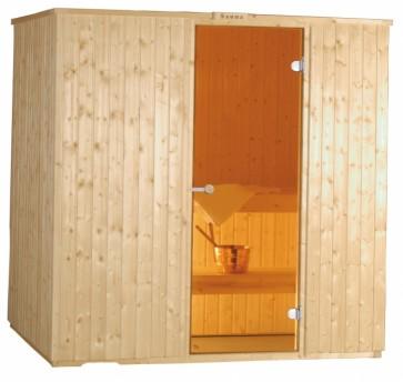 Fínska sauna HARVIA Basic 197x153