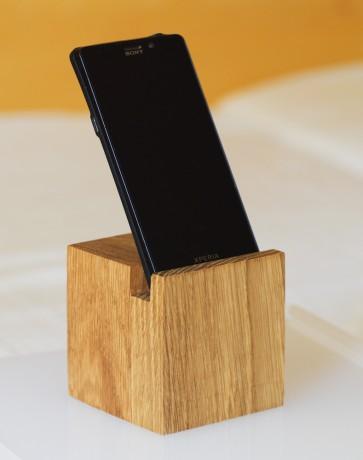 MARKAB - stojan na mobil, dub