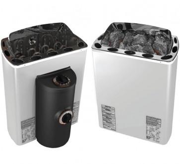 Saunová rohová pec Mini X s ovládačom 3,6kW
