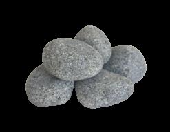 Saunové kamene, okrúhle 15 kg, priemer 5-10cm