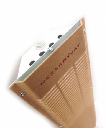 Infražiarič so semišovou úpravou, Philips VITAE 750W