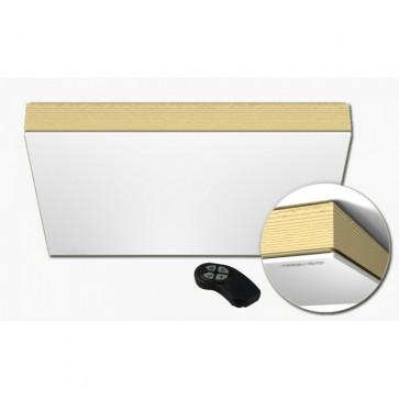 Stropné RGB saunové osvetlenie s diaľkovým ovládaním