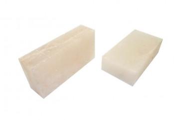 Himalájska soľ do sauny, biela