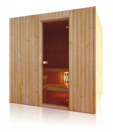 Fínska sauna Trendline, 120x120