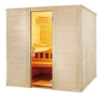 Fínska sauna Agni L, 206x206