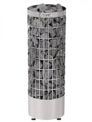 Saunová pec Harvia Cilindro PC90E steel