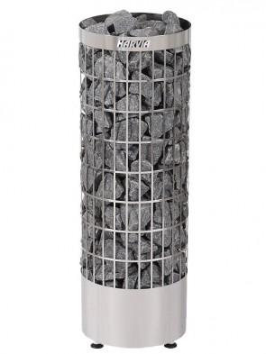 Saunová pec Harvia Cilindro PC110E steel