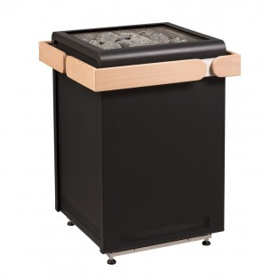 Saunová pec, Concept R black, 15kW