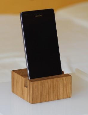 ERIDANUS - stojan na mobil, dub