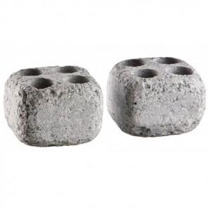 Odparovacie kamene pre saunové pece