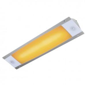 Farebné LED osvetlenie do sauny s hudobným prehrávačom